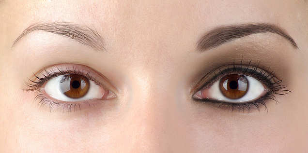 Eye Makeup To Make Eyes Look Bigger1