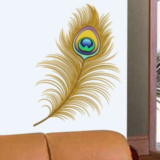 Oh Dreamy Peacock Feather