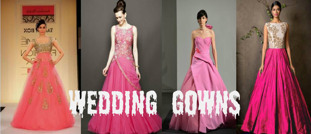 Indian Wedding Gowns
